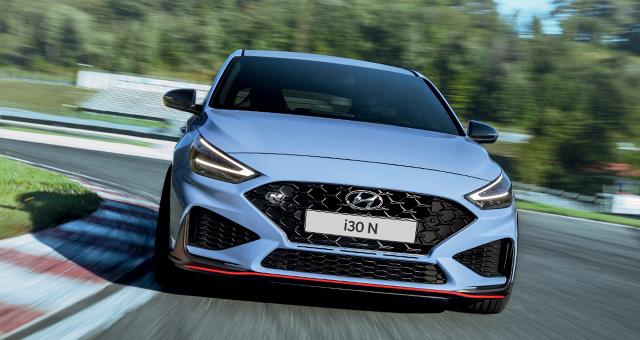 I30 N Overview Reviews Hyundai Uk