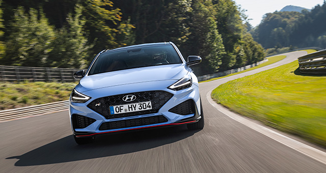 i30 N - Overview & Reviews   Hyundai UK