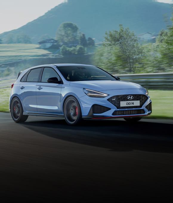 i30 N - Overview & Reviews | Hyundai UK