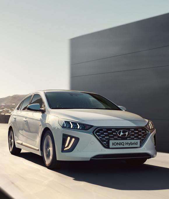 Discover the Hyundai IONIQ Hybrid - Specs & Reviews | Hyundai UK
