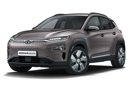 Discover the New Hyundai Kona Electric - Electric SUV