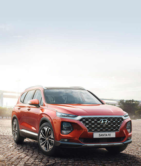 Discover the All-New Hyundai Santa Fe - Specs & Colours
